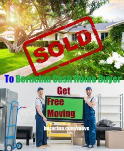 Free Moving Service from we buy house local company