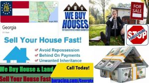 Sell My House Fast In Georgia We Buy Houses
