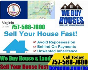 Sell My House Fast Virginia We Buy Houses and Land Cash Home Buyers