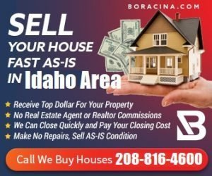 Sell My Houses Fast Boise ID, We Buy House cash Idaho