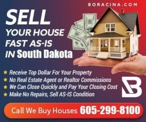 Sell My Houses Fast AS IS Sioux Falls South Dakota Cash Home Buyers